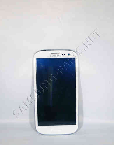 Samsung Galaxy S3 GT-I9300 LCD Screen White