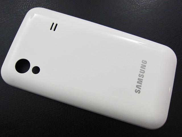 Samsung Galaxy Ace GT-S5830 Battery Cover White (Pure White) - Samsung -parts.net
