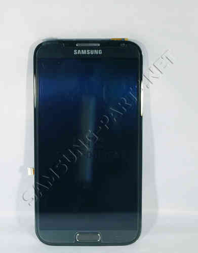 Samsung Galaxy Note 2 GT-N7100 LCD Screen Gray
