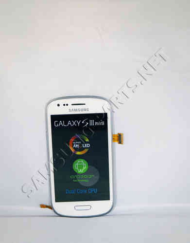 Samsung Galaxy S3 Mini GT-I8190 LCD Screen White [Currently not available]