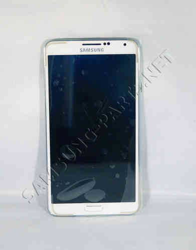 Samsung Galaxy Note 3 SM-N9005 LCD Screen White  [Currently not available]