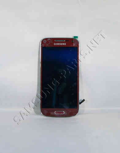 Samsung Galaxy S4 Mini GT-I9195 LCD Screen Red