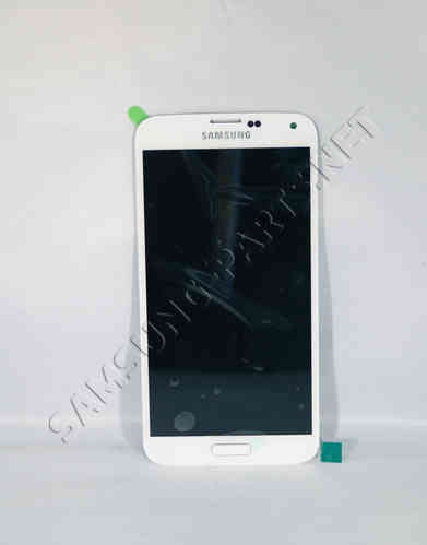 Samsung Galaxy S5 SM-G900F LCD Screen White