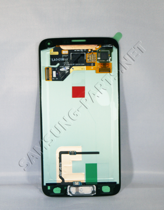 Samsung Galaxy S5 Sm G900f Schermo Lcd Nero