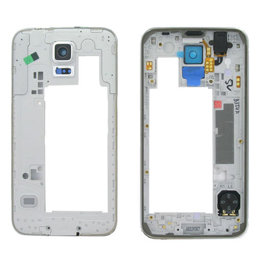 Samsung Galaxy S5 SM-G900F Middle Frame Black