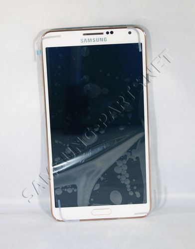 Samsung Galaxy Note 3 SM-N9005 LCD Screen White Gold  [Currently not available]