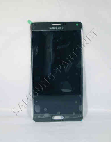Samsung Galaxy Note 4 SM-N910 LCD Screen Black