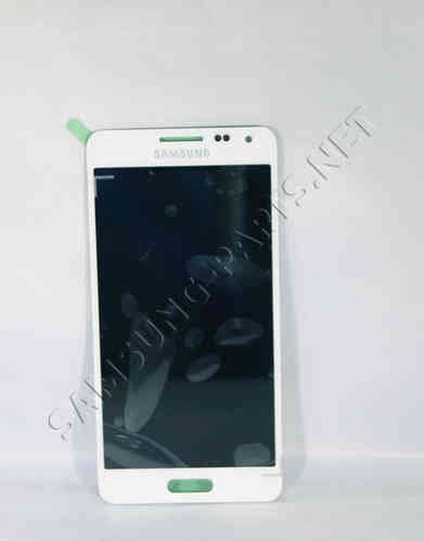 Samsung Galaxy Alpha SM-G850F LCD Screen White [Currently not available]