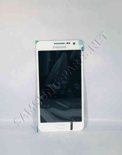 Samsung Galaxy A3 SM-A300FU LCD Screen White