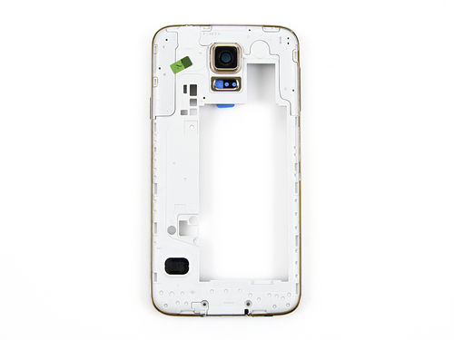 Samsung Galaxy S5 SM-G900F Middle Frame Gold