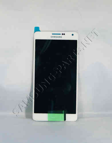 Samsung Galaxy A7 SM-A700F LCD Screen White