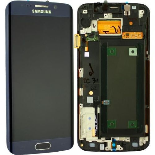 Samsung Galaxy S6 Edge SM-G925F LCD Screen Black  [Currently not available]