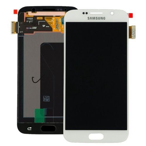 Samsung Galaxy S6 SM-G920F LCD Screen White