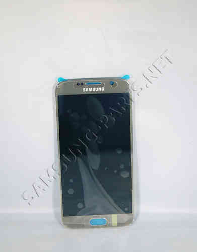 Samsung Galaxy S6 SM-G920F LCD Screen Gold