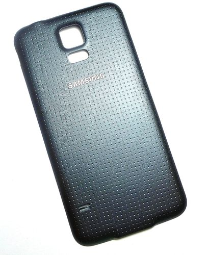 Samsung Galaxy S5 SM-G900F Battery Cover Black