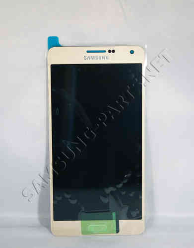 Samsung Galaxy A7 SM-A700F LCD Screen Gold  [Currently not available]