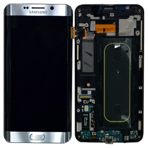 Samsung Galaxy S6 Edge plus SM-G928F LCD Screen Silver