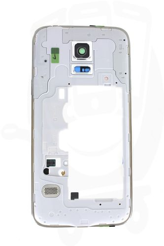 Samsung Galaxy S5 mini SM-G800F Chassis Speaker Rear White