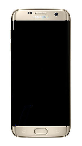 Samsung Galaxy S7 Edge SM-G935F LCD Screen Gold  [Currently not available]