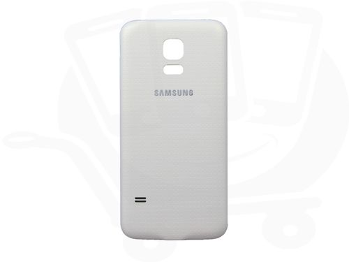Samsung Galaxy S5 mini SM-G800F Battery Cover White