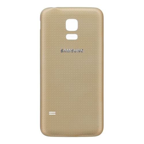 Samsung Galaxy S5 mini SM-G800F Battery Cover Gold