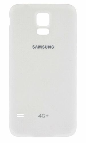 Samsung Galaxy S5 SM-G901F Battery Cover White